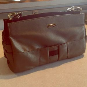 Miche Gunmetal Grey Purse Shell